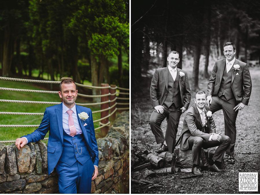 Saddleworth Hotel Wedding Photography near Oldham by Yorkshire and Lancashire Wedding Photographer Barnaby Aldrick 19