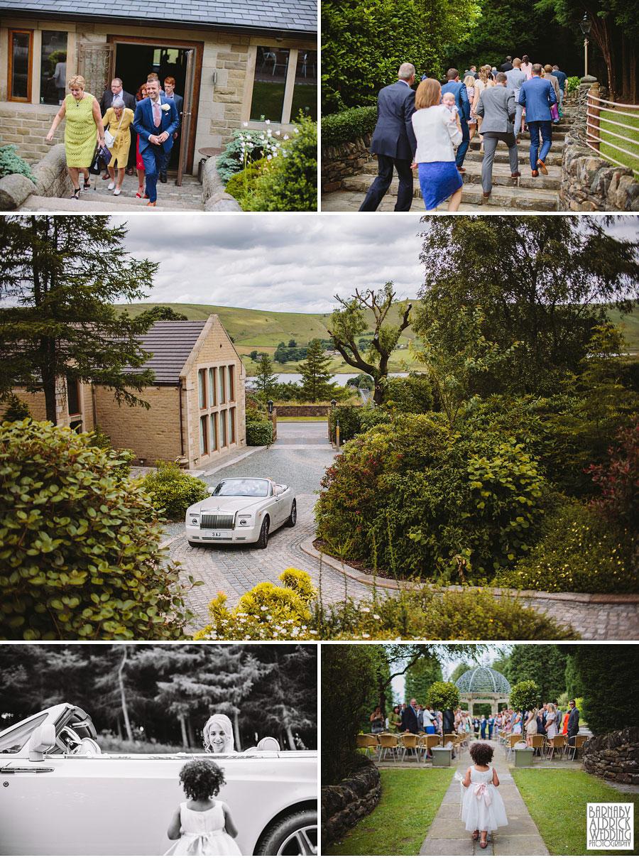 Saddleworth Hotel Wedding Photography near Oldham by Yorkshire and Lancashire Wedding Photographer Barnaby Aldrick 20