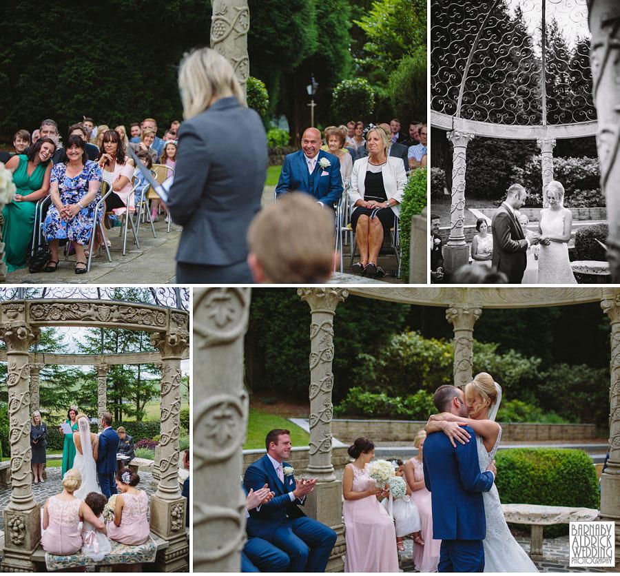 Saddleworth Hotel Wedding Photography near Oldham by Yorkshire and Lancashire Wedding Pho tographer Barnaby Aldrick 22