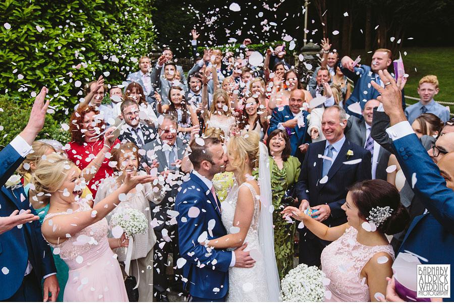 Saddleworth Hotel Wedding Photography near Oldham by Yorkshire and Lancashire Wedding Photographer Barnaby Aldrick 26
