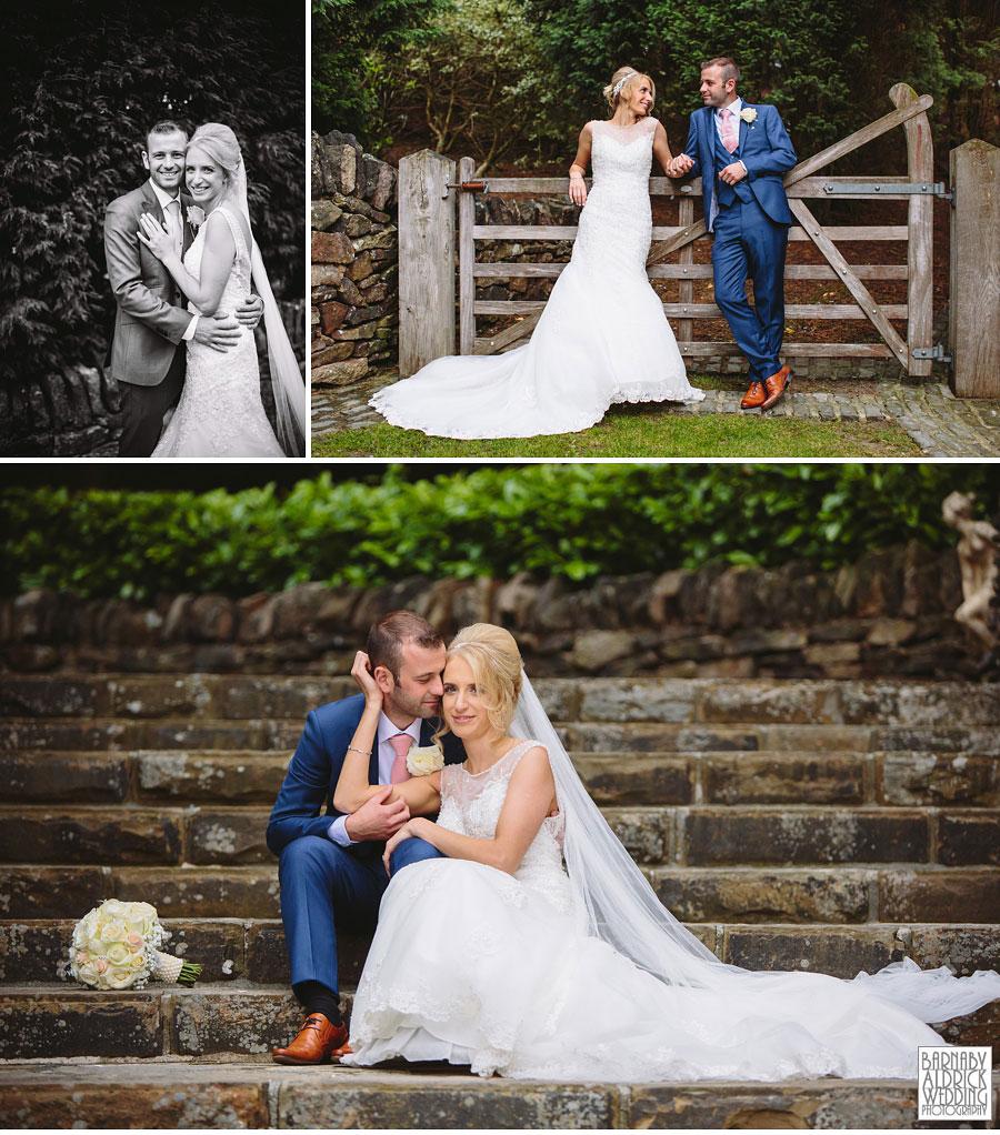 Saddleworth Hotel Wedding Photography near Oldham by Yorkshire and Lancashire Wedding Photographer Barnaby Aldrick 33
