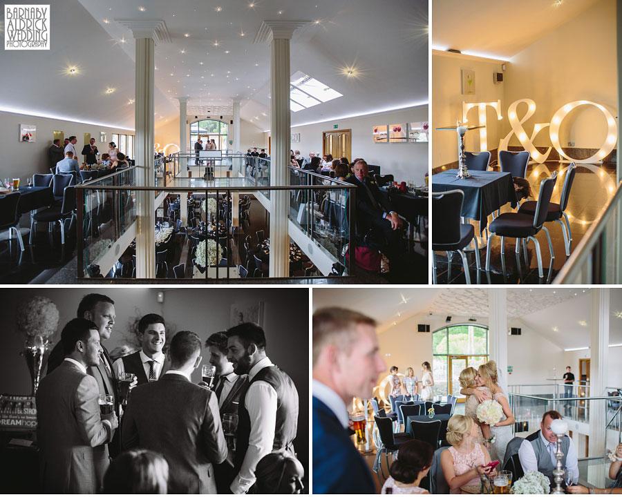 Saddleworth Hotel Wedding Photography near Oldham by Yorkshire and Lancashire Wedding Photographer Barnaby Aldrick 34