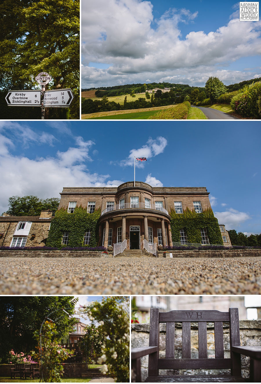 Wood Hall Linton Wetherby Wedding Photography 002