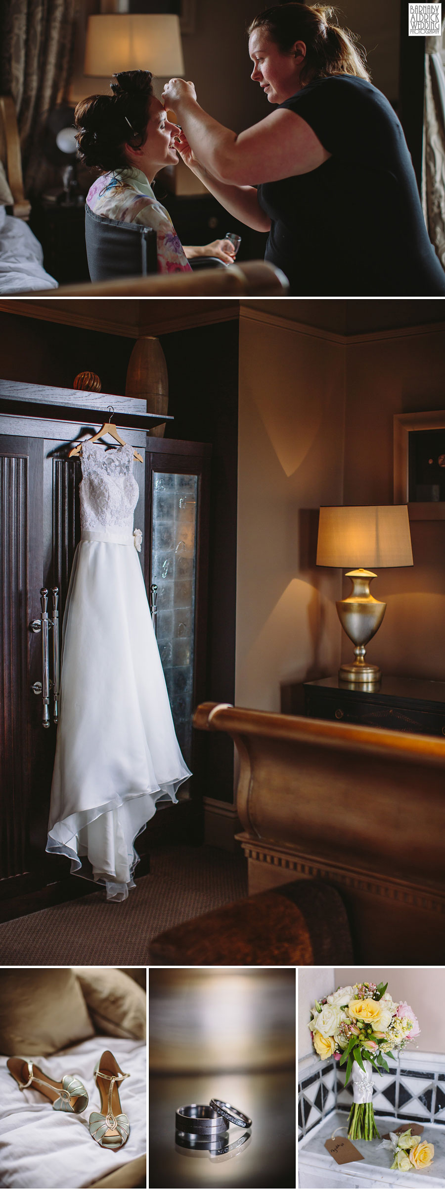 Wood Hall Linton Wetherby Wedding Photography 005