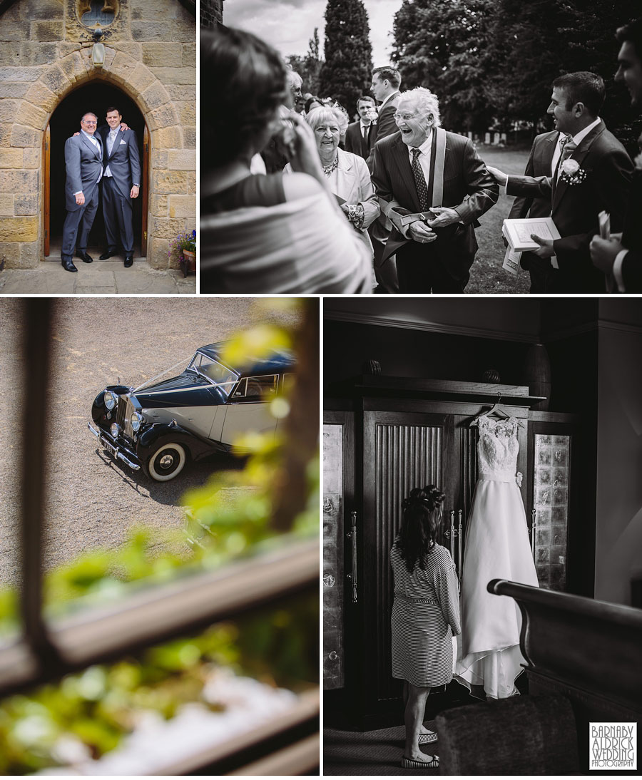 Wood Hall Linton Wetherby Wedding Photography 016