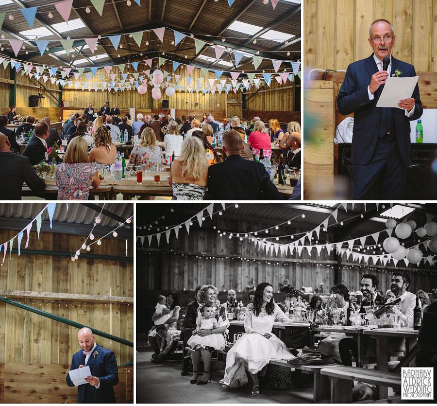 Hill Top Farm Masham Yorkshire Dales Barn Wedding Photography 040