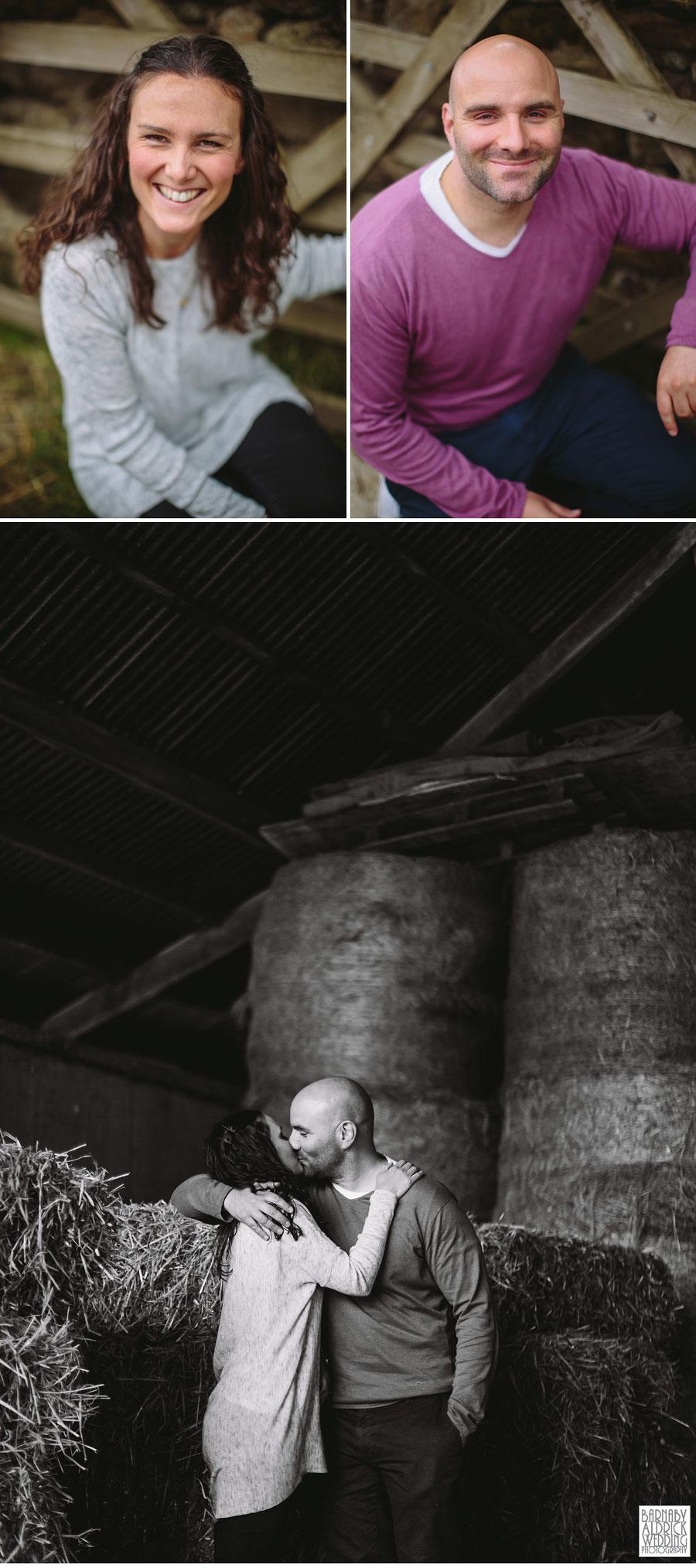 Hill Top Farm Masham pre Wedding Photography 015