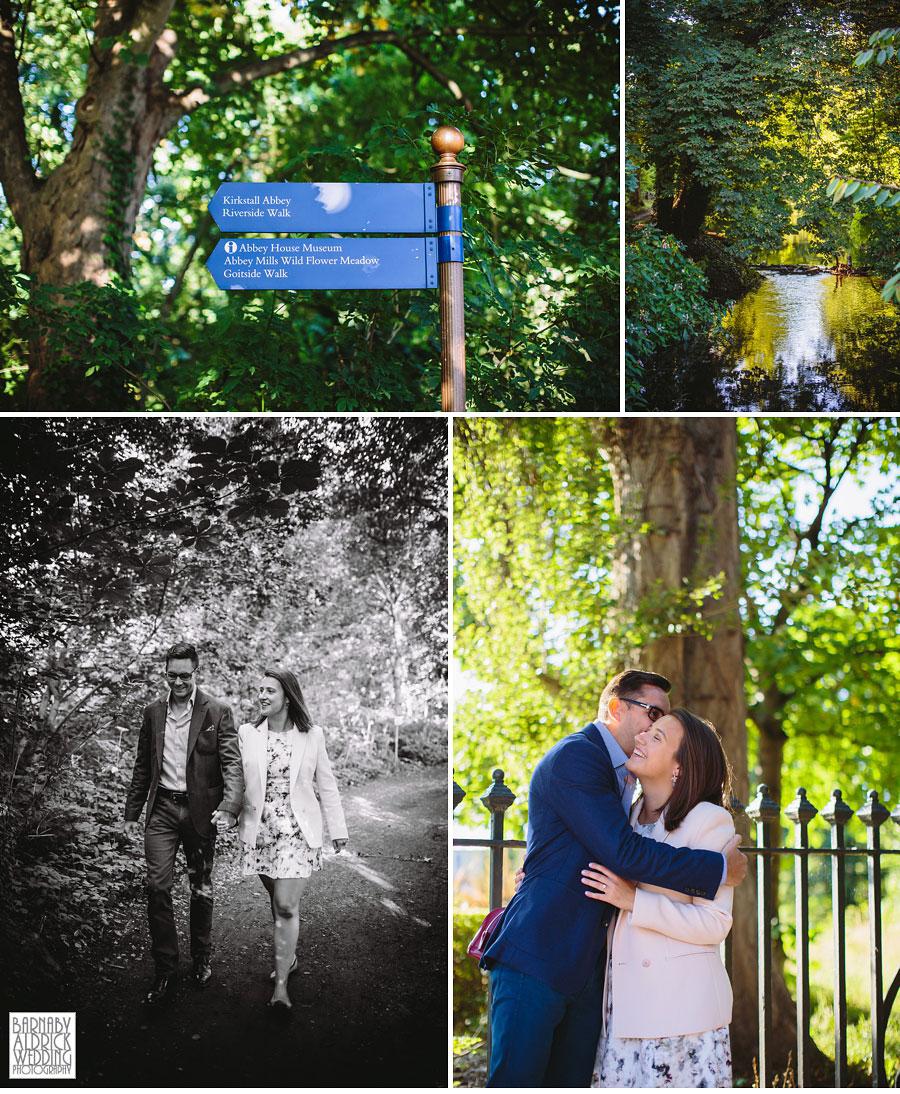 Kirkstall Abbey Pre Wedding Photography 002