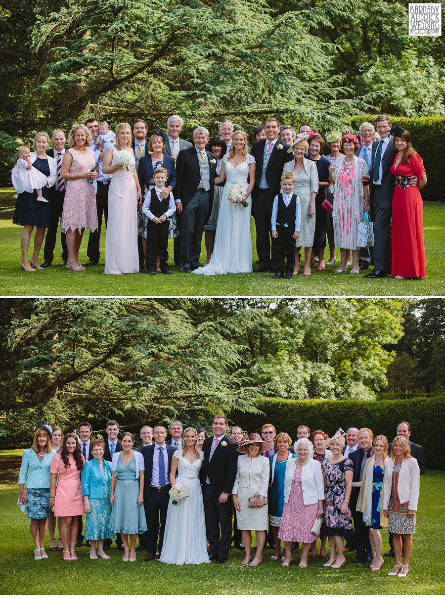 Middleton Lodge Wedding Photography in the Yorkshire Dales by Yorkshire Wedding Photographer Barnaby Aldrick 042
