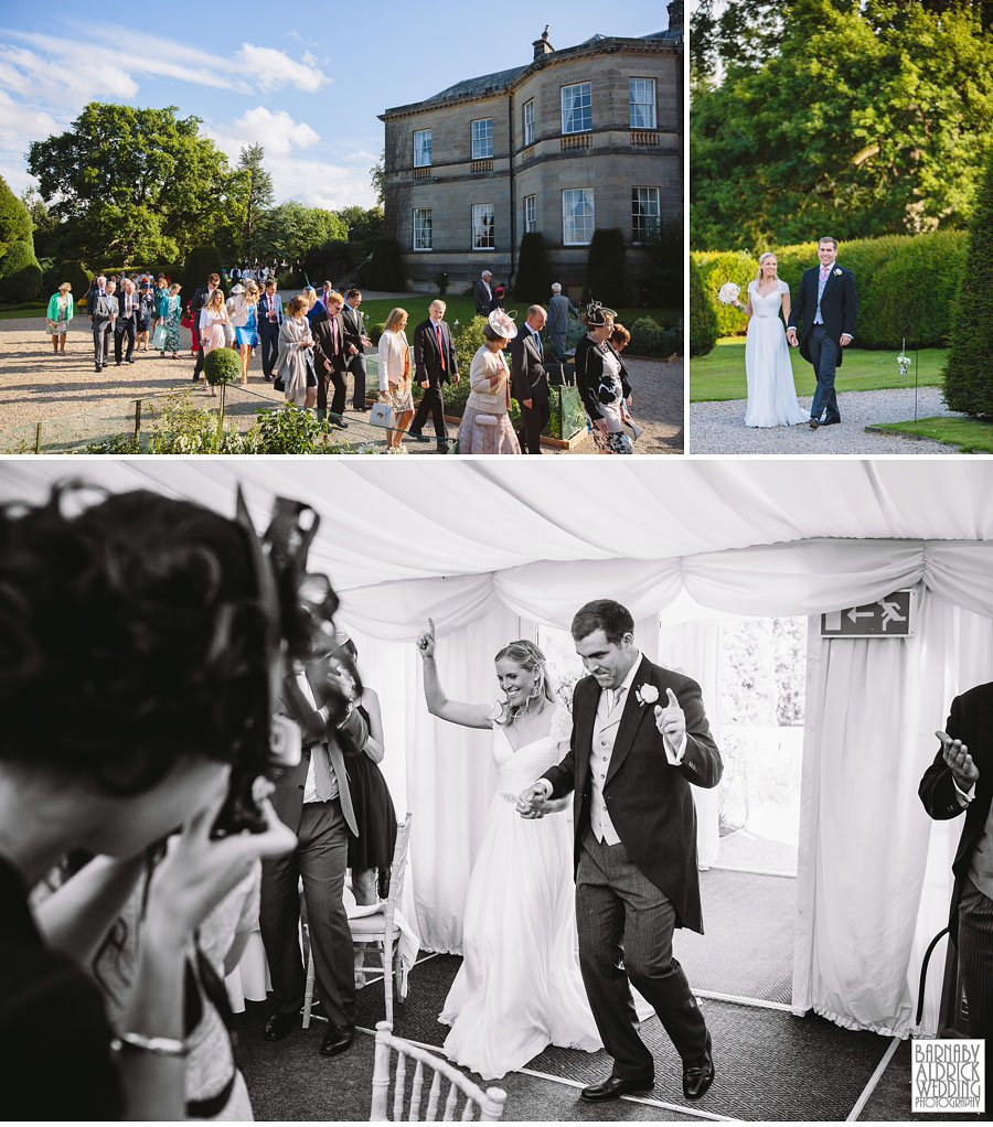 Middleton Lodge Wedding Photography in the Yorkshire Dales by Yorkshire Wedding Photographer Barnaby Aldrick 048