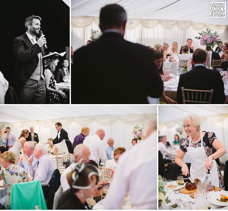 Middleton Lodge Wedding Photography in the Yorkshire Dales by Yorkshire Wedding Photographer Barnaby Aldrick 049