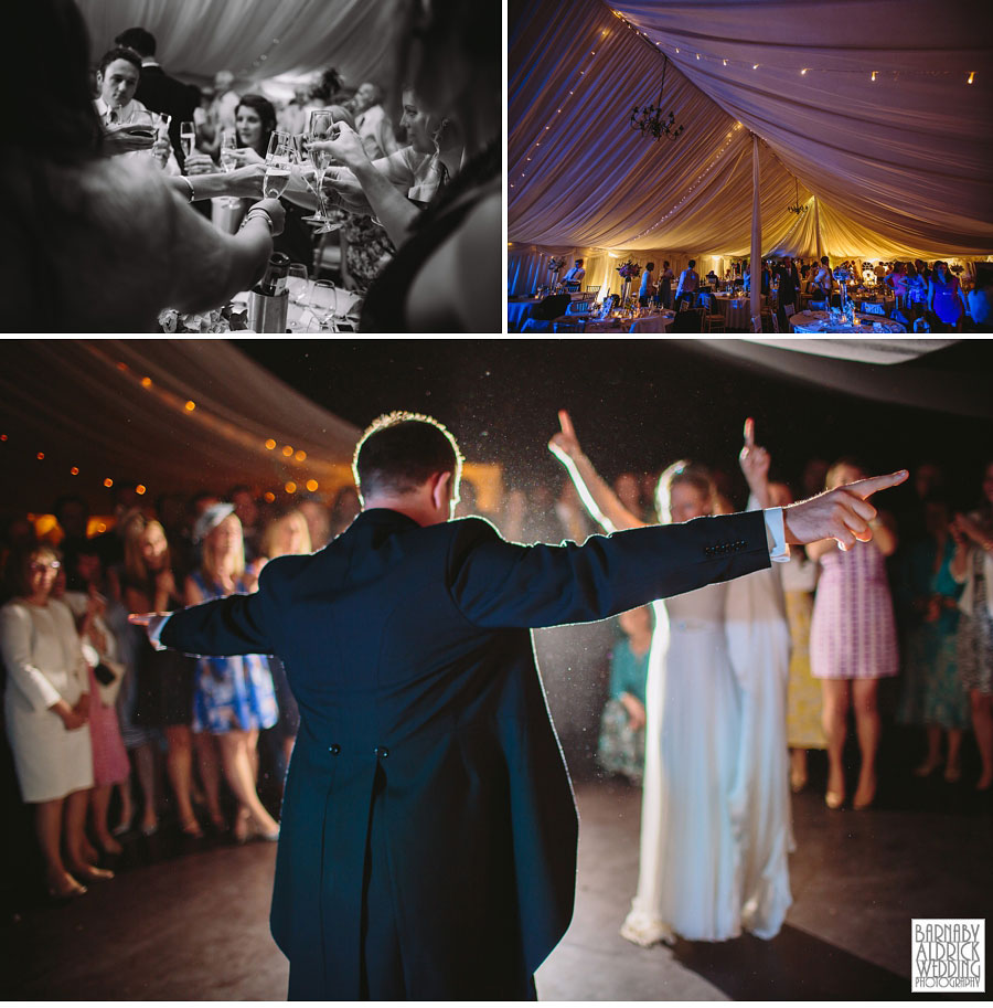 Middleton Lodge Wedding Photography in the Yorkshire Dales by Yorkshire Wedding Photographer Barnaby Aldrick 053