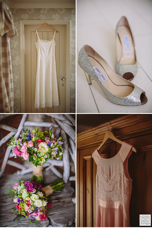 Pheasant Harome Wedding Photography by Yorkshire Wedding Photographer Barnaby Aldrick 011
