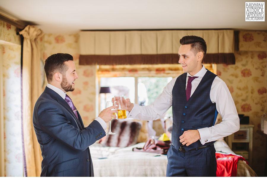 Pheasant Harome Wedding Photography by Yorkshire Wedding Photographer Barnaby Aldrick 018