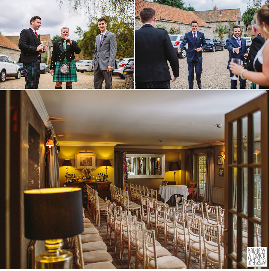 Pheasant Harome Wedding Photography by Yorkshire Wedding Photographer Barnaby Aldrick 020