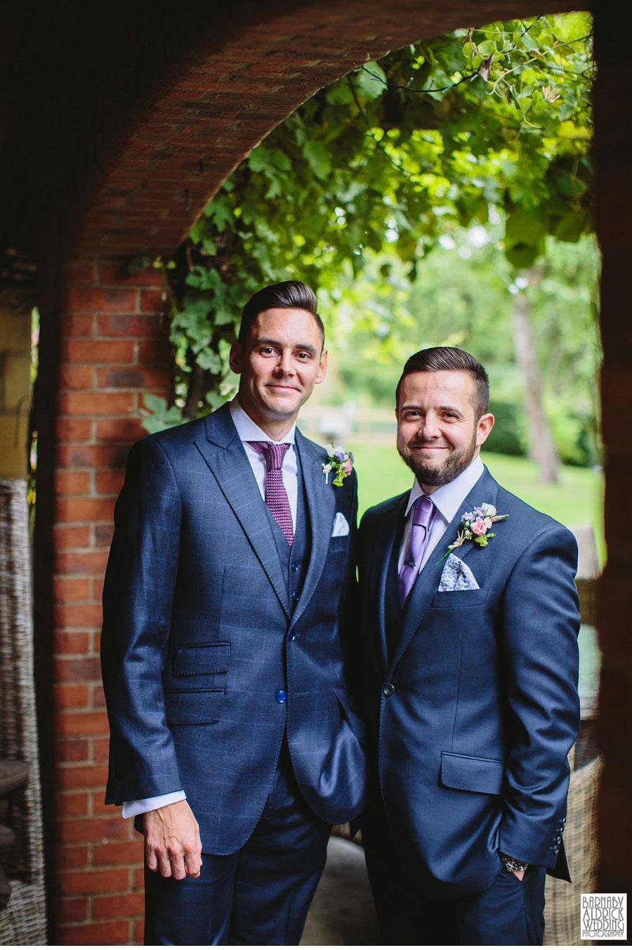 Pheasant Harome Wedding Photography by Yorkshire Wedding Photographer Barnaby Aldrick 023