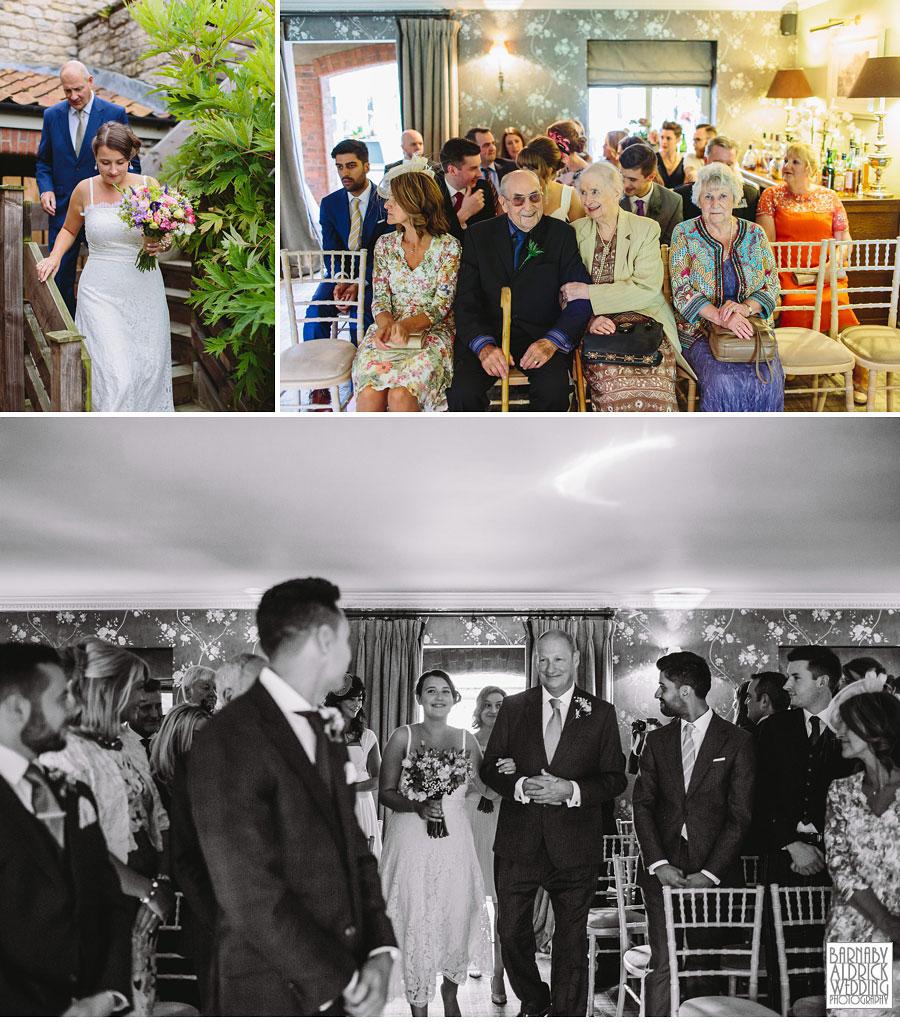 Pheasant Harome Wedding Photography by Yorkshire Wedding Photographer Barnaby Aldrick 029