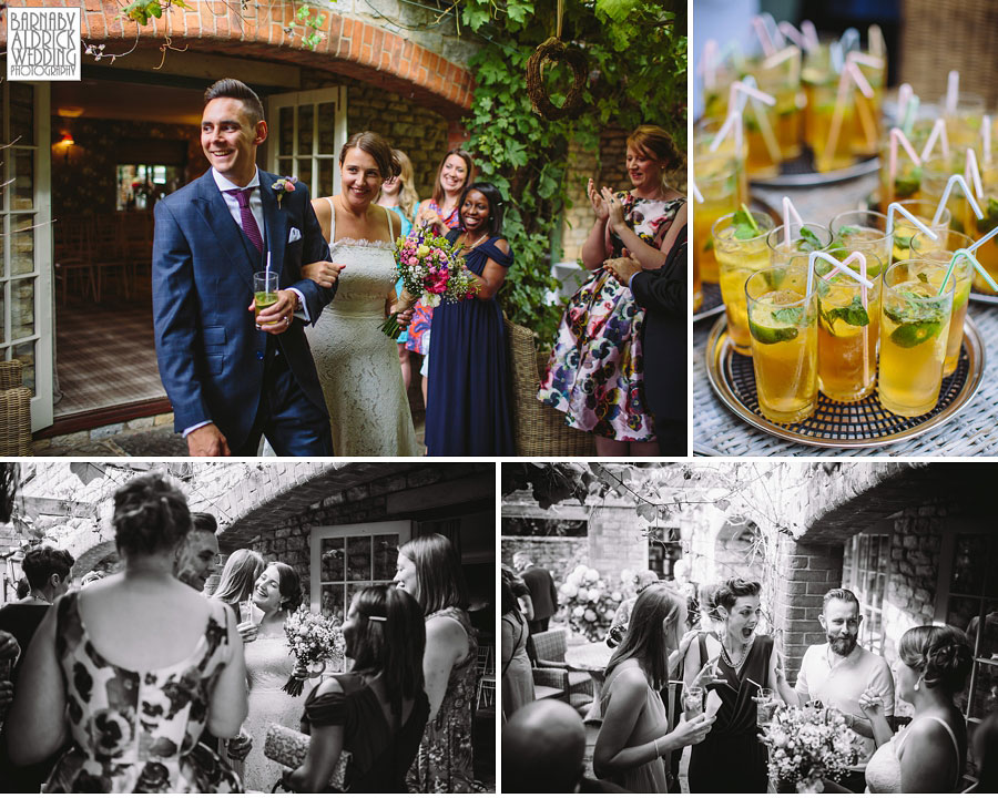 Pheasant Harome Wedding Photography by Yorkshire Wedding Photographer Barnaby Aldrick 035