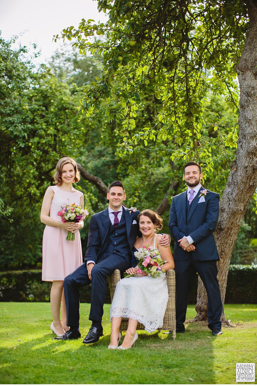 Pheasant Harome Wedding Photography by Yorkshire Wedding Photographer Barnaby Aldrick 041