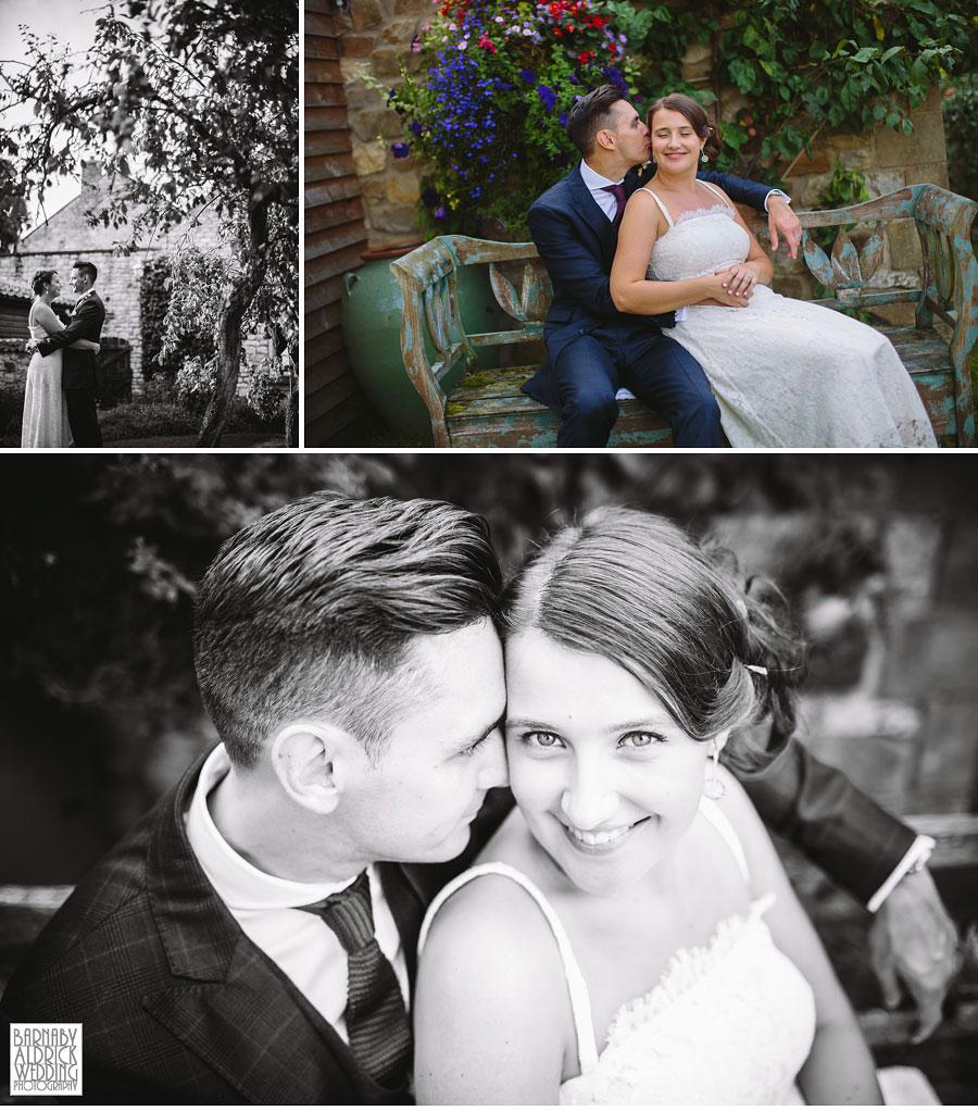 Pheasant Harome Wedding Photography by Yorkshire Wedding Photographer Barnaby Aldrick 045