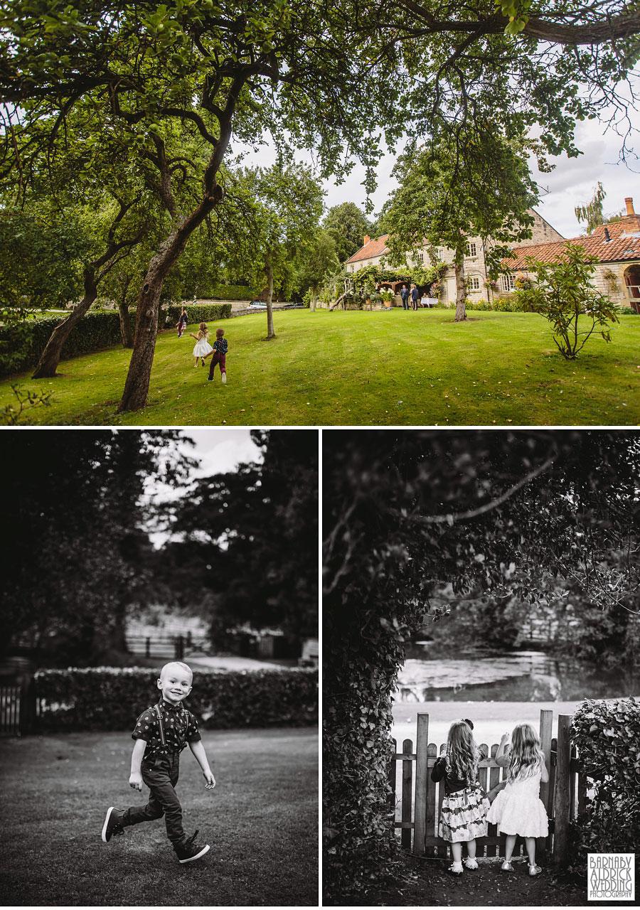 Pheasant Harome Wedding Photography by Yorkshire Wedding Photographer Barnaby Aldrick 047