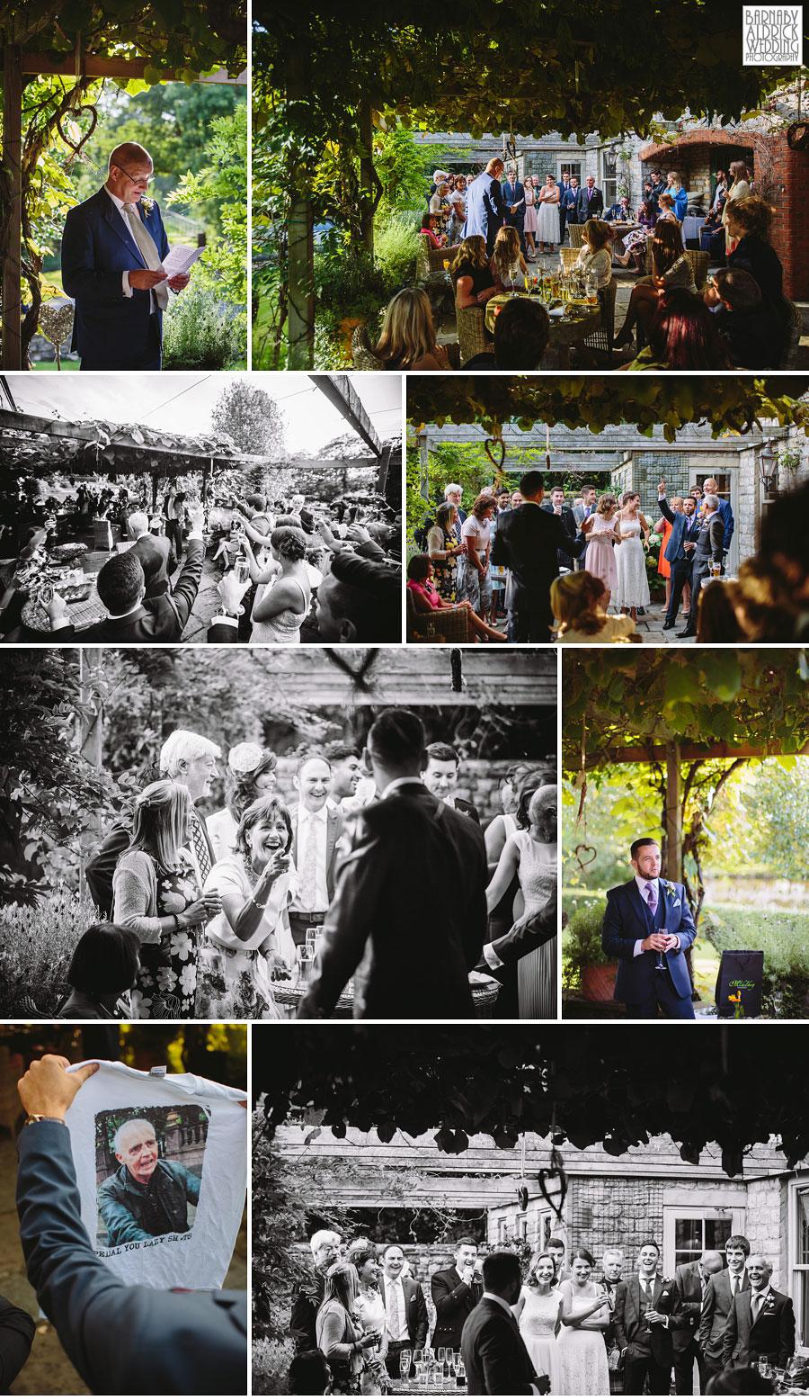 Pheasant Harome Wedding Photography by Yorkshire Wedding Photographer Barnaby Aldrick 049