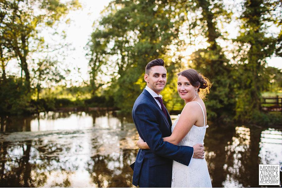 Pheasant Harome Wedding Photography by Yorkshire Wedding Photographer Barnaby Aldrick 052