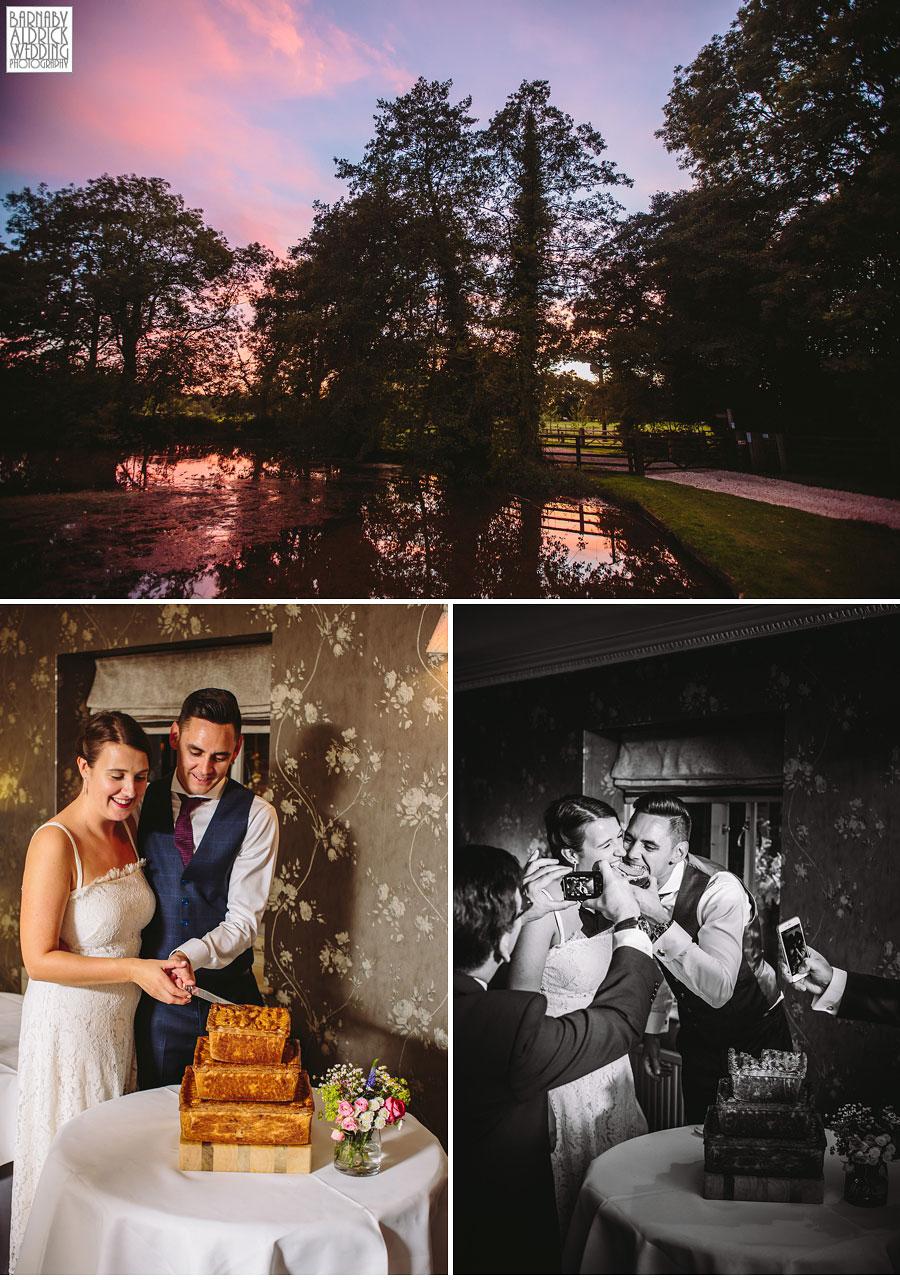 Pheasant Harome Wedding Photography by Yorkshire Wedding Photographer Barnaby Aldrick 053