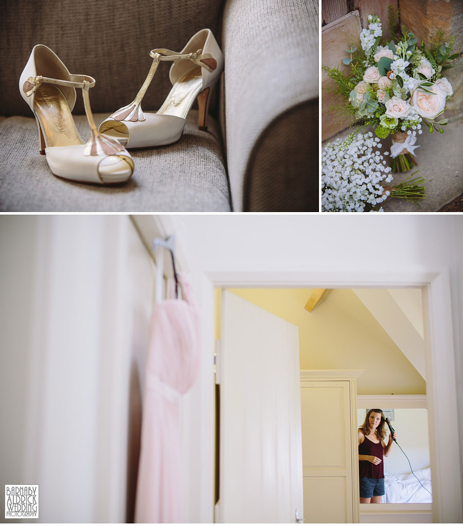 Priory Cottages Wetherby Wedding Photography 005