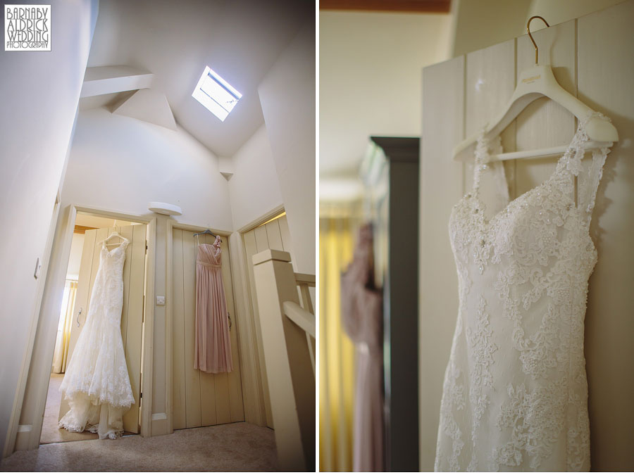 Priory Cottages Wetherby Wedding Photography 006