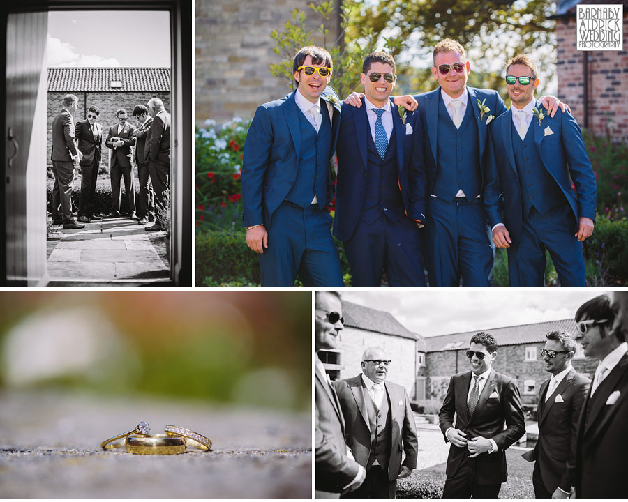 Priory Cottages Wetherby Wedding Photography 013