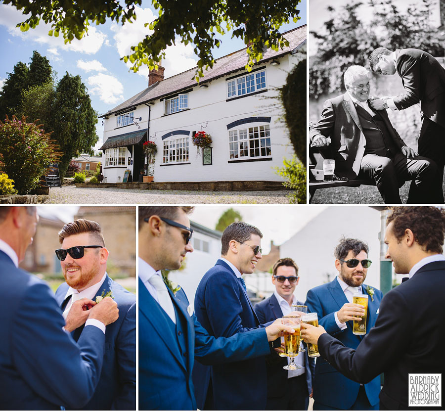 Priory Cottages Wetherby Wedding Photography 017