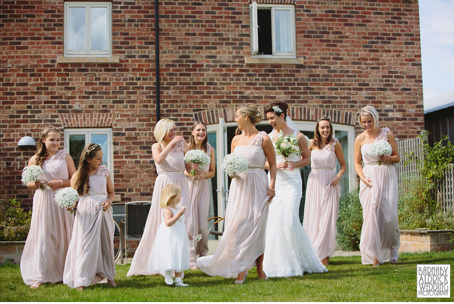 Priory Cottages Wetherby Wedding Photography 027