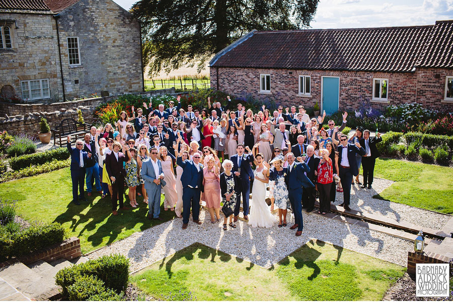 Priory Cottages Wetherby Wedding Photography 054