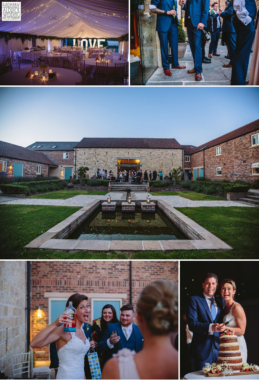 Priory Cottages Wetherby Wedding Photography 068
