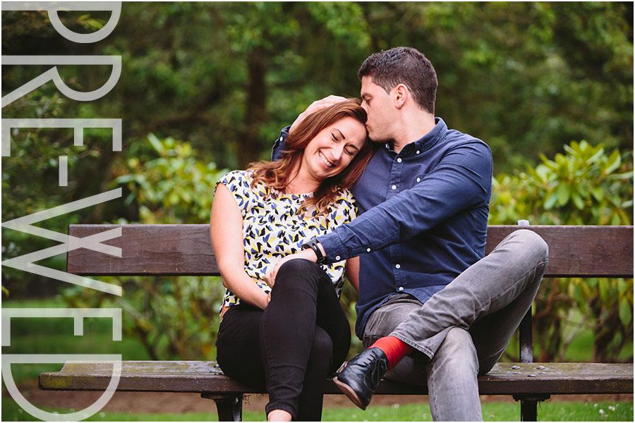 Roundhay Park Pre Wedding Photography, Yorkshire Wedding Photographer, Barnaby Aldrick Wedding Photography