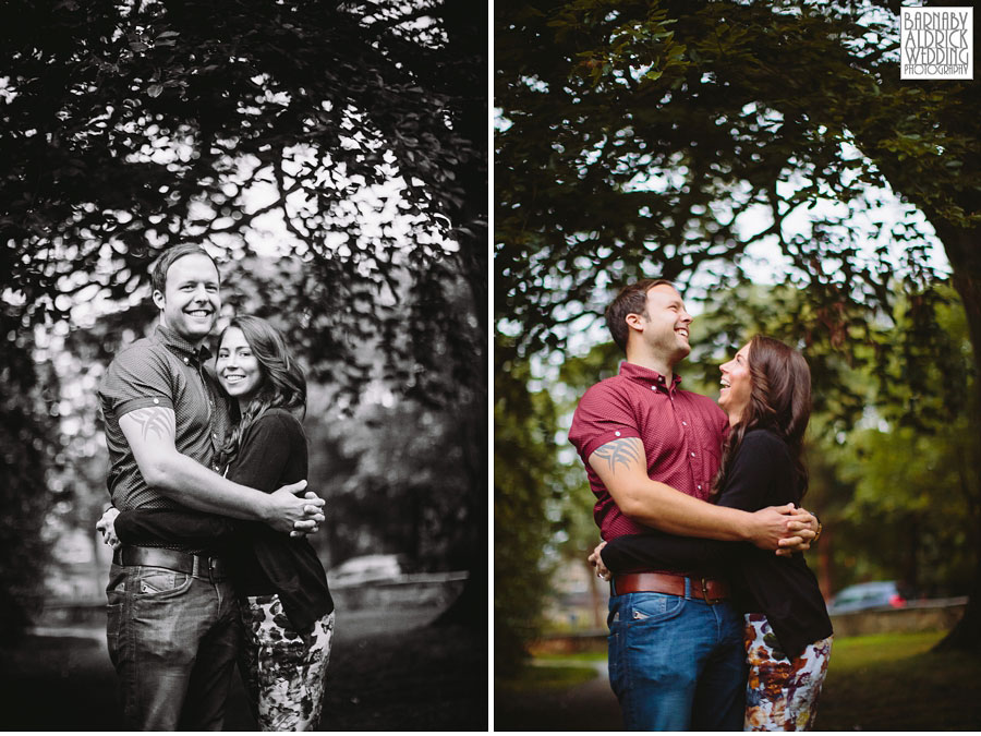 Roundhay Park Pre Wedding Photography 005