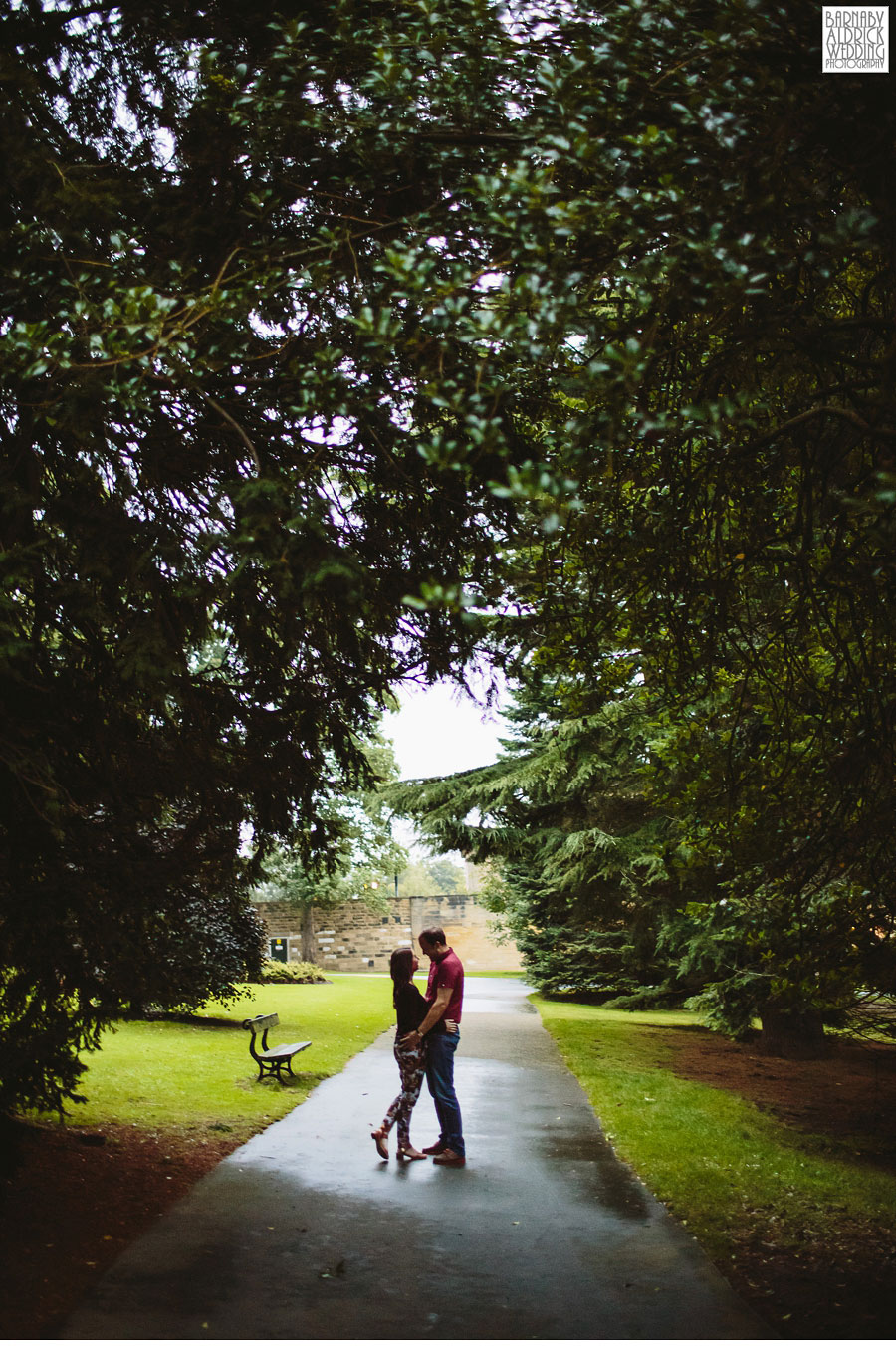 Roundhay Park Pre Wedding Photography 006