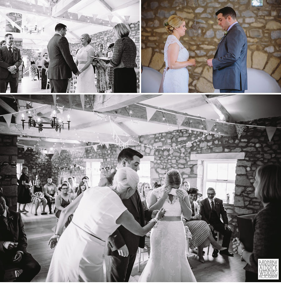 Taitlands Settle Yorkshire Dales Wedding 030