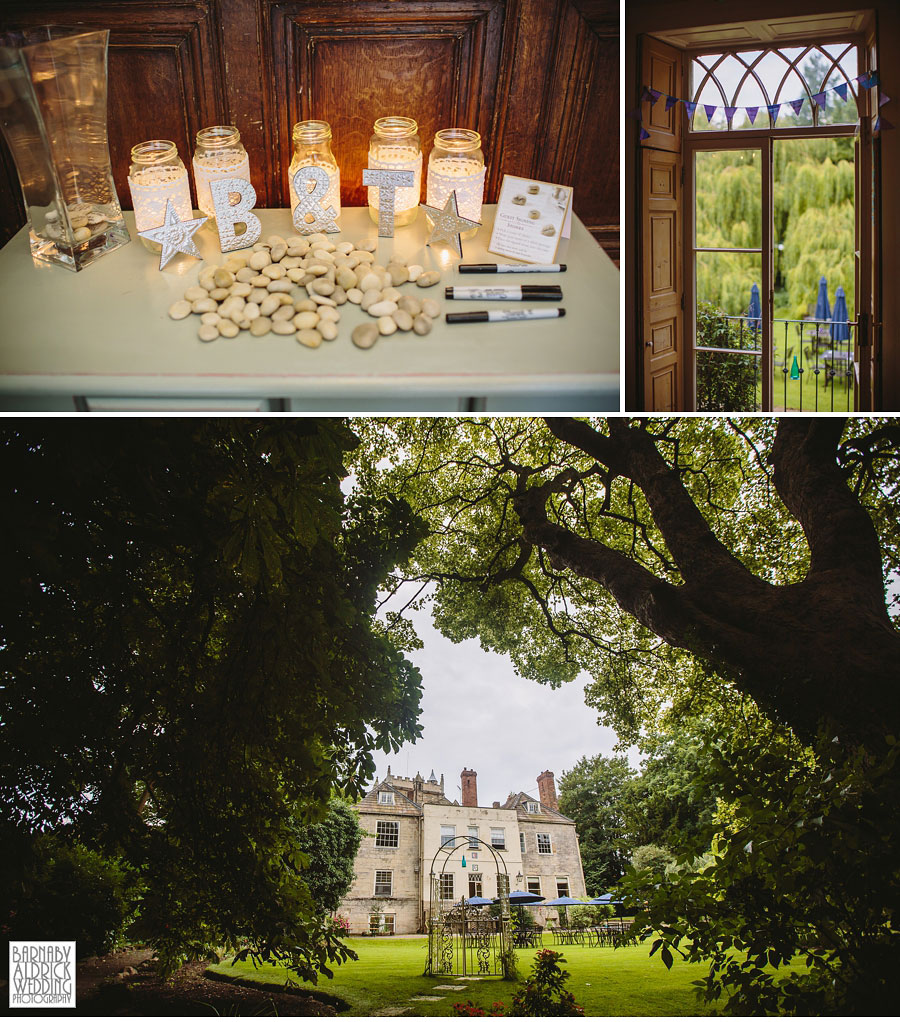 The Old Deanery Ripon Wedding Photography by Yorkshire Wedding Photographer Barnaby Aldrick 005