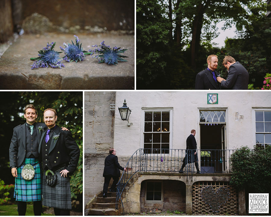The Old Deanery Ripon Wedding Photography by Yorkshire Wedding Photographer Barnaby Aldrick 015