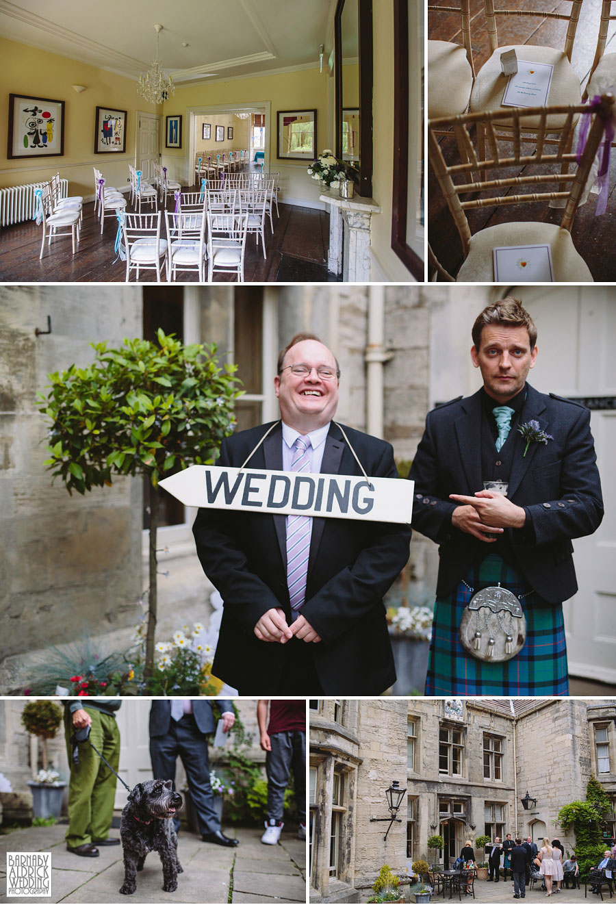 The Old Deanery Ripon Wedding Photography by Yorkshire Wedding Photographer Barnaby Aldrick 016