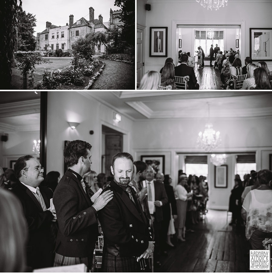 The Old Deanery Ripon Wedding Photography by Yorkshire Wedding Photographer Barnaby Aldrick 020