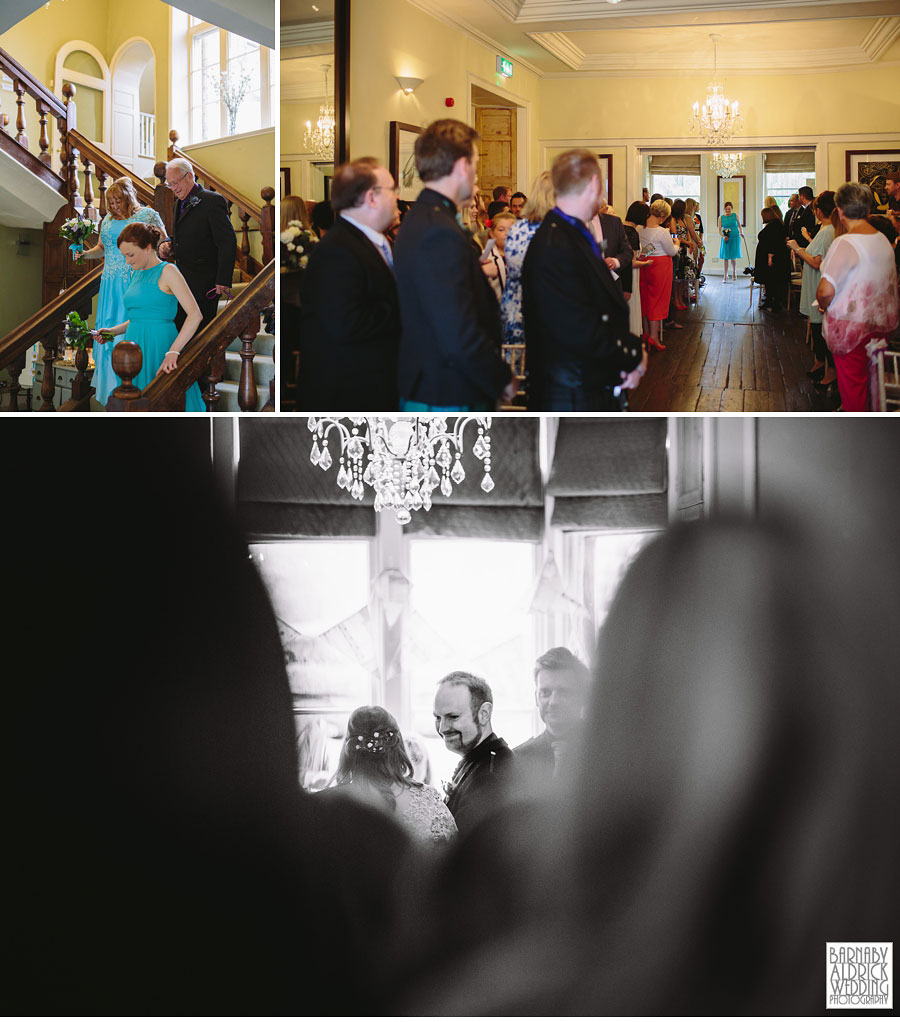 The Old Deanery Ripon Wedding Photography by Yorkshire Wedding Photographer Barnaby Aldrick 021
