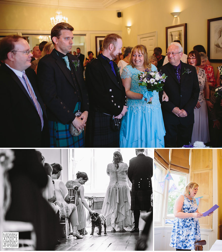 The Old Deanery Ripon Wedding Photography by Yorkshire Wedding Photographer Barnaby Aldrick 022