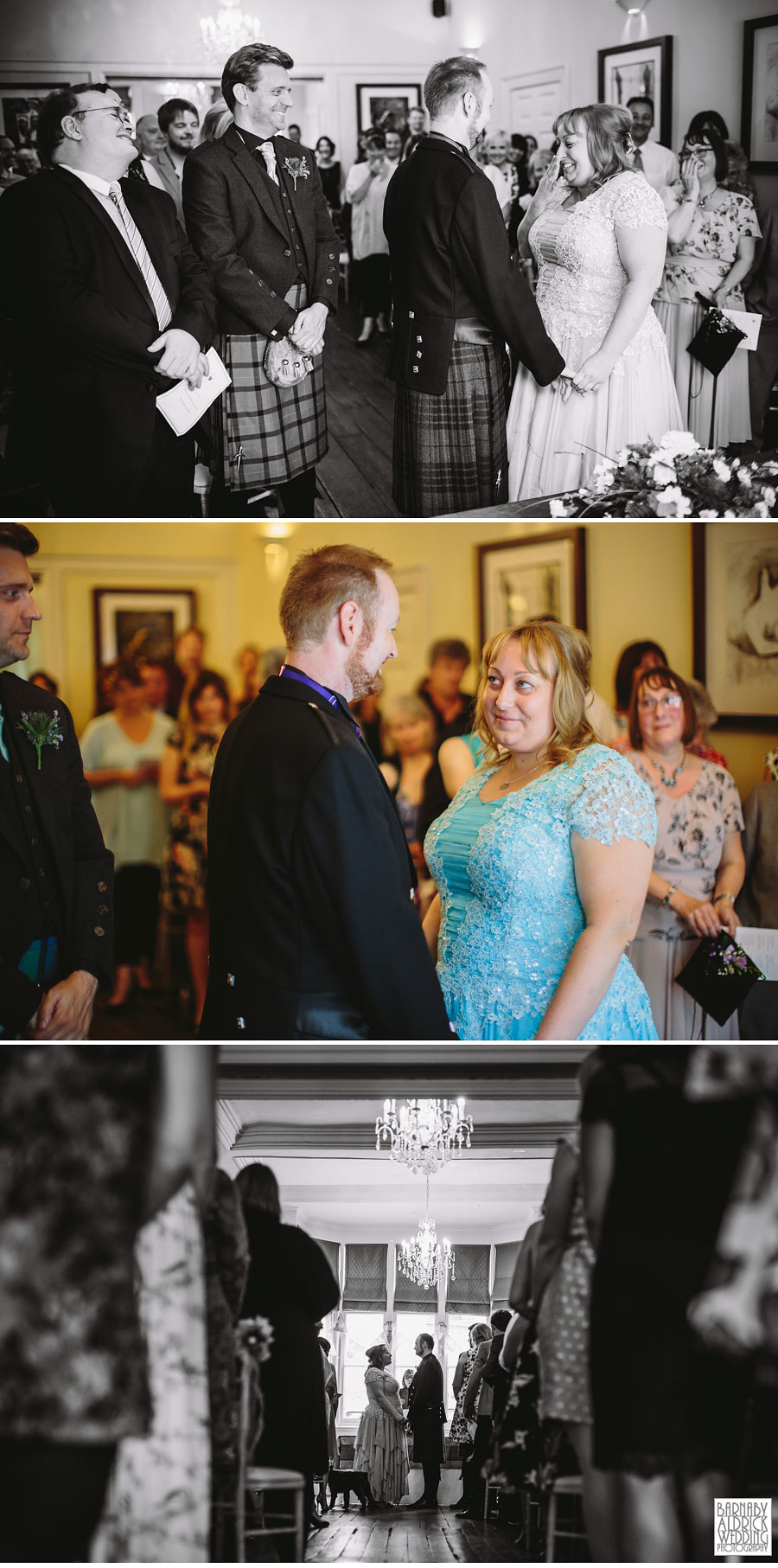 The Old Deanery Ripon Wedding Photography by Yorkshire Wedding Photographer Barnaby Aldrick 023