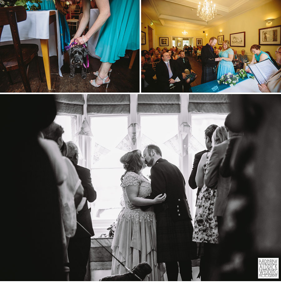The Old Deanery Ripon Wedding Photography by Yorkshire Wedding Photographer Barnaby Aldrick 024