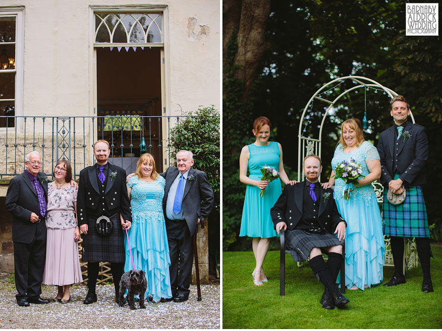 The Old Deanery Ripon Wedding Photography by Yorkshire Wedding Photographer Barnaby Aldrick 030