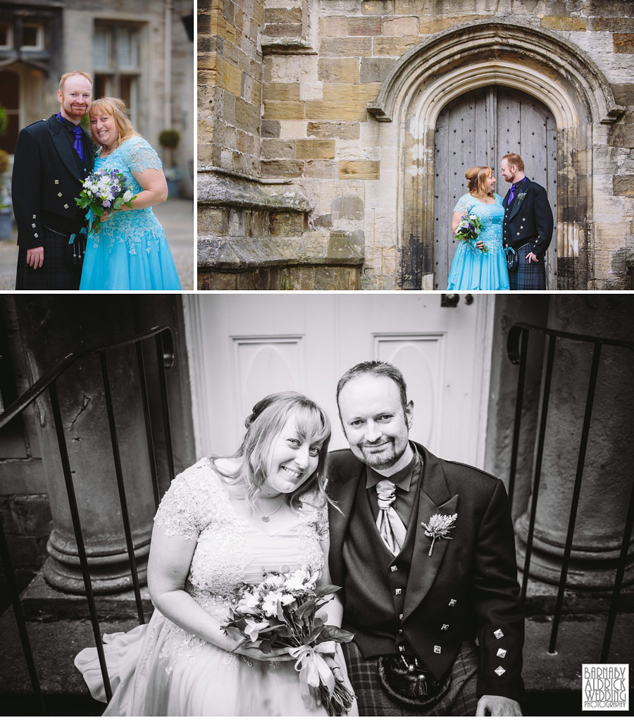 The Old Deanery Ripon Wedding Photography by Yorkshire Wedding Photographer Barnaby Aldrick 035