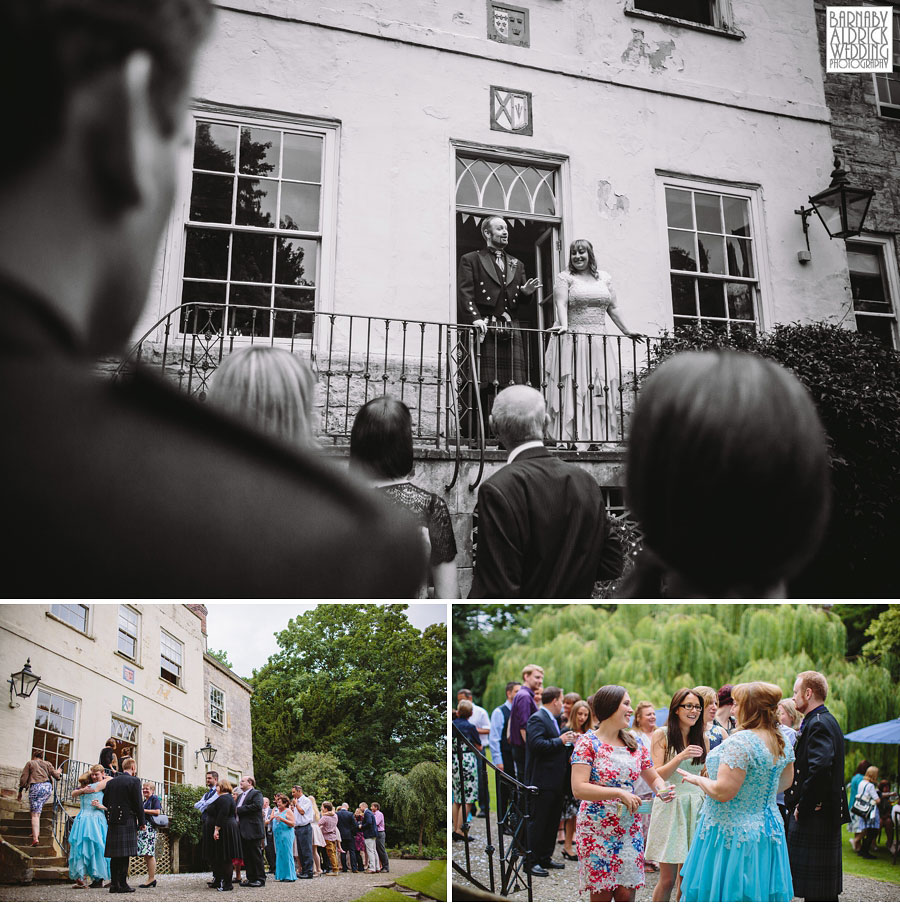 The Old Deanery Ripon Wedding Photography by Yorkshire Wedding Photographer Barnaby Aldrick 040
